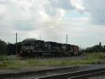 NS 8370 (C40-8W) 9746 (C40-9W)