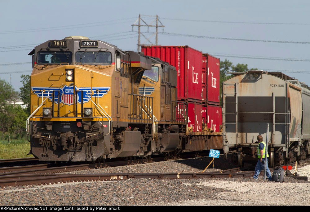 UP7871 and UP4280