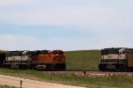 BNSF9633, BNSF6358 and BNSF9649