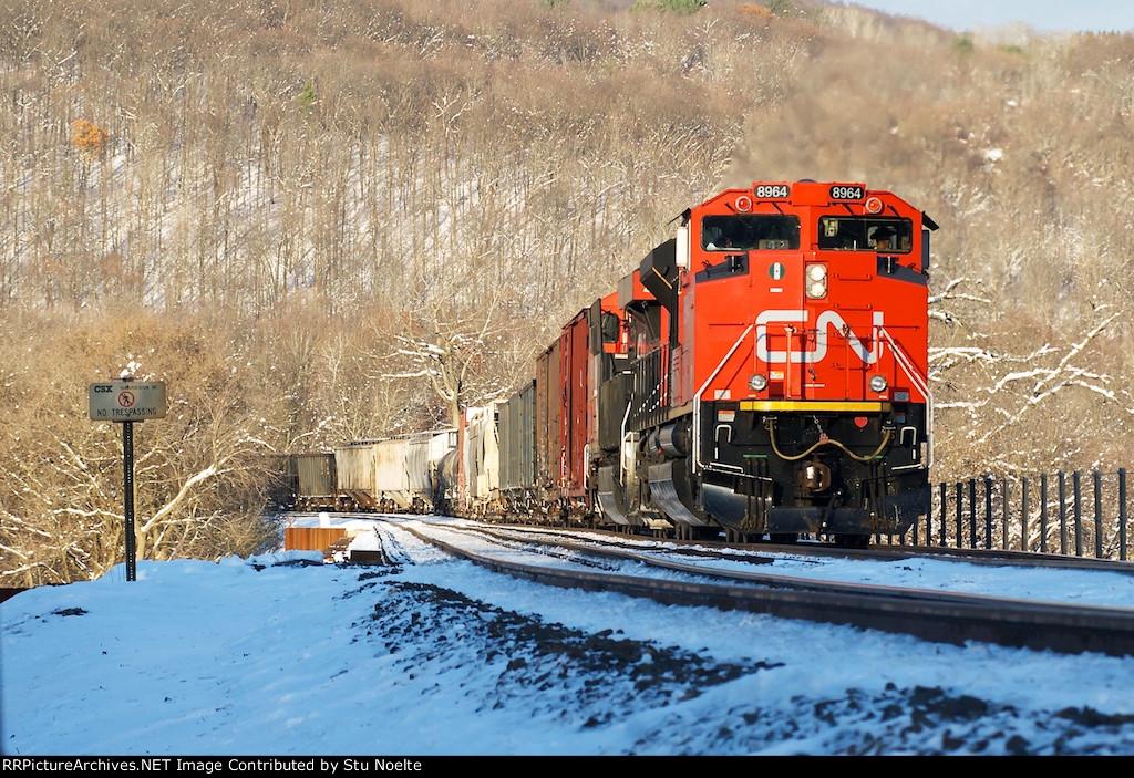 CN Leads Q620