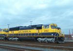 Alaska Railroad SD70MAC
