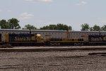 BNSF2205, BNSF3974 and BNSF2565
