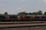 BNSF1868, BNSF2577, BNSF2564, BNSF2568 and BNSF2555
