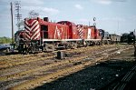 Sand Extra headed to the NY&LB with two ALCO RD-3s sandwiching a GP-9