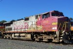 ATSF 695 with a bad patch