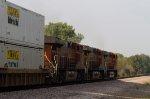 BNSF7811, BNSF7872 and BNSF6804