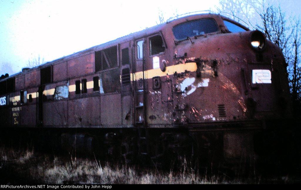 Penn Central 4235