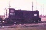 Penn Central 8324