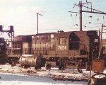 Penn Central 7654
