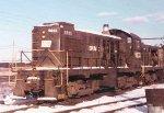 Penn Central 9833