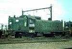 Penn Central 5316