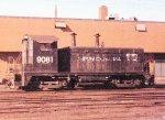 Penn Central 9081