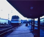 Early Amtrak at New Haven - 1970s