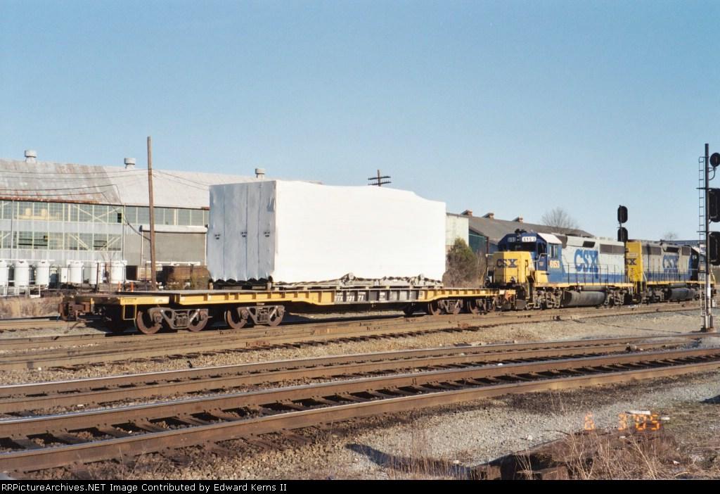 Generator going to Newport News