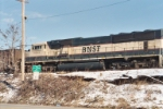 BNSF Executive Unit