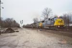 Soutbound Coal Train