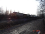 CSX 666 & CSX 654 run an EB Intermodal