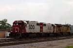 SOO4445, SOO4413 and UP7717