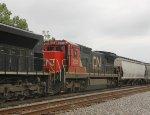 CN 2130 on NS-142