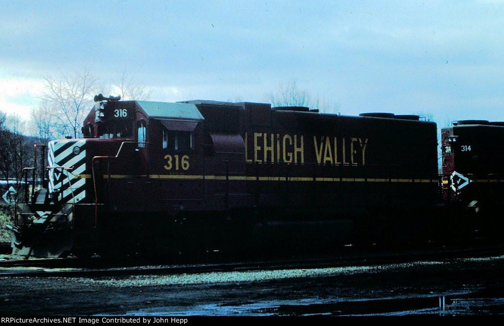 Lehigh Valley 316