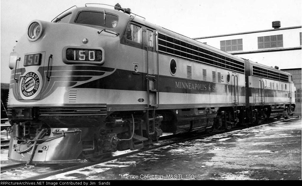 M&STL 150 no info