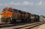 BNSF7284, BNSF7495, NS7618 and NS2605