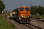 BNSF5847 and BNSF9811
