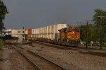 BNSF7587 and BNSF5260
