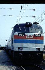 Amtrak a New Haven 1975