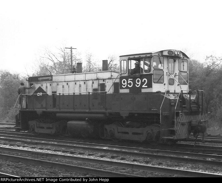 Conrail 9592