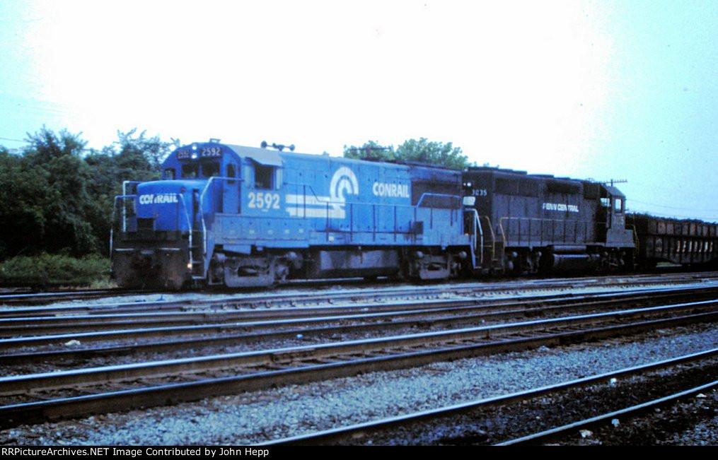 Conrail 2592