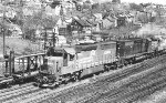 Conrail 6658