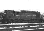 Conrail 6870