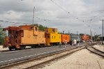 Caboose Train and Little Joe