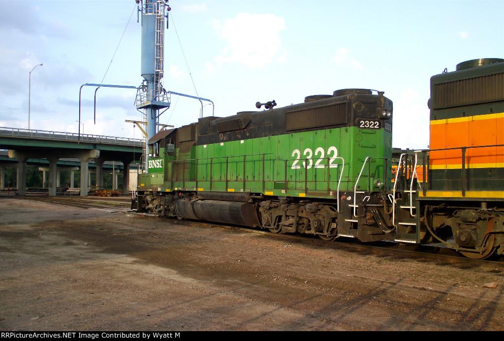 BNSF 2322