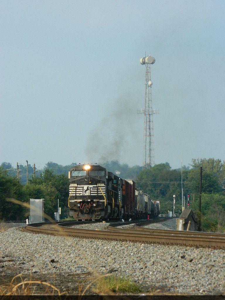NS 8431 (C40-8W) 7678 (ES40DC) 8062 (ES44AC)