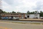 Norfolk Southern yard office