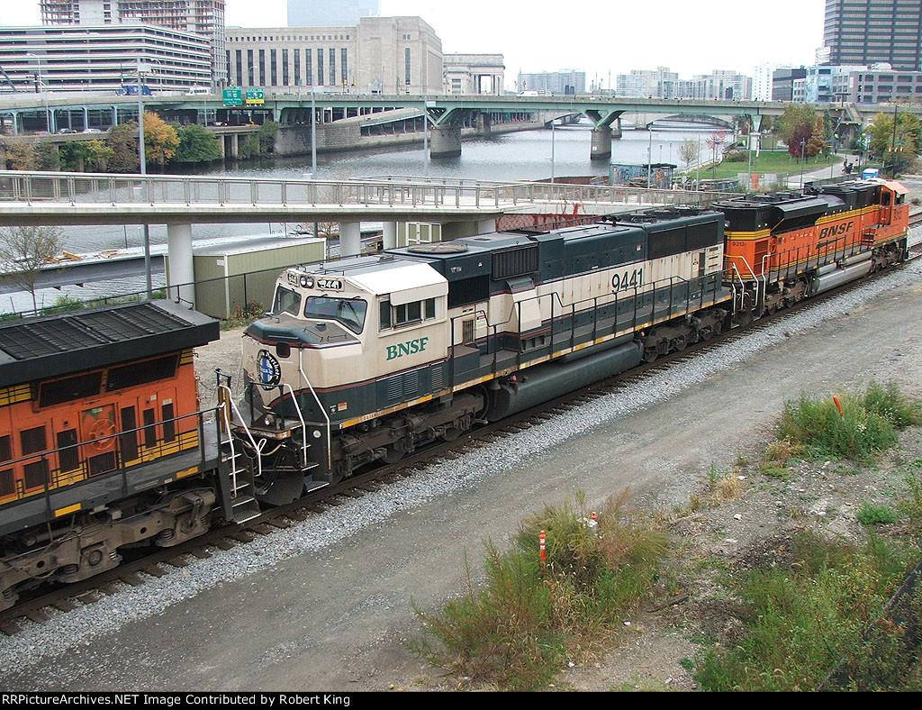 BNSF 9441