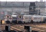 Train Racing: Septa Silverliner IV's