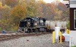 NS 2100 at Abrams Yard