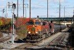 BNSF 1001 CSX K042