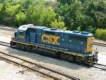 CSX 2666 (GP38-2)