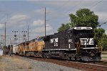 NS 8826 On NS 175 Eastbound
