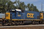 CSXT 1536 On CSX Y 101 At New River Yard