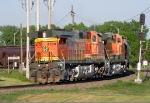 Southern Style BNSF