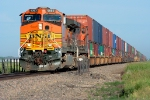 BNSF 5083 (stack re-route)