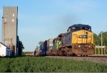 CSX 7724 (stack re-route)