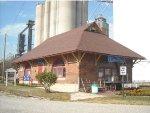 Former Rock Island Depot