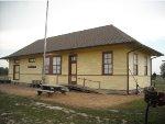Former RI Plattsburg Depot