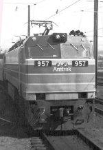 Amtrak 957